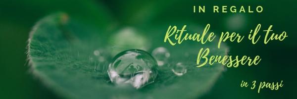 Rituale per il tuo Benessere